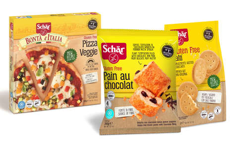 Gluten-Free Snack Collections