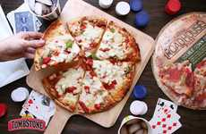 Tavern-Style Pizzas - Tombstone Pizza is Offering a New Lineup of Pizzas with Extra Mozzarella