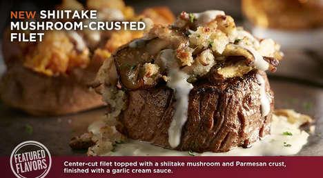 Steak-Centric Fall Menus