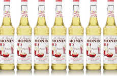 Popcorn-Flavored Syrups - Monin UK's Popcorn Syrup Serves as a New Way to Enhance Drinks