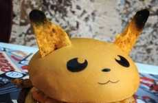 Anime Monster Burgers - Down N' Out in Sydney is Offering a Limited Edition Pokemon Burger Trio