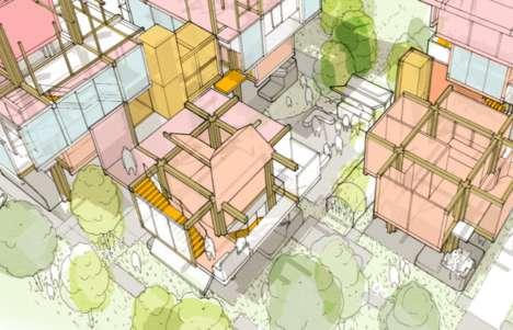 Modular Housing Concepts