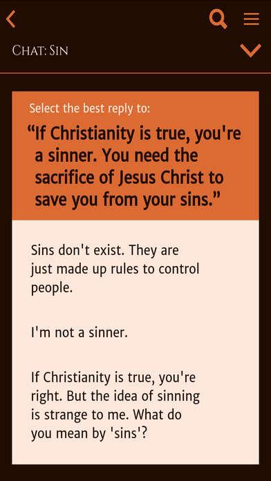 Theological Debate Apps