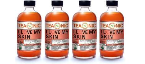 Detoxifying Skincare Teas