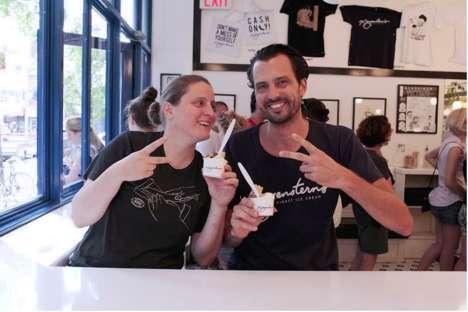 Pie-Inspired Ice Creams