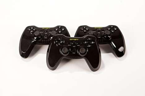 Intelligent Gaming Consoles