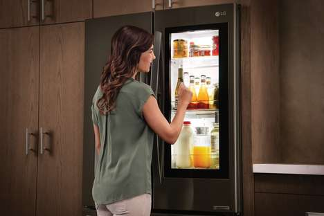 Easy-Access Fridge Panels