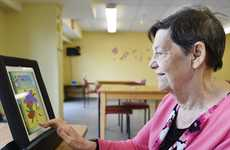 Behavior-Boosting Senior Services - This Pilot Project For Seniors Uses Tablet-Based Game Apps