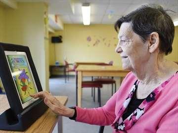 Behavior-Boosting Senior Services