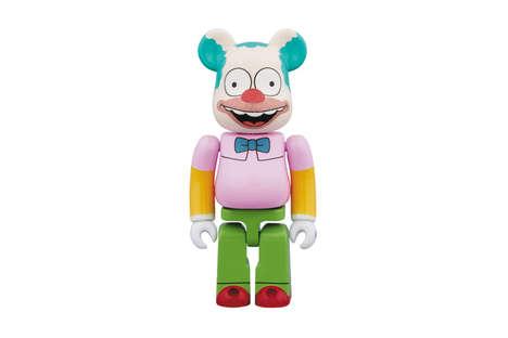 Cartoon Clown Figurines