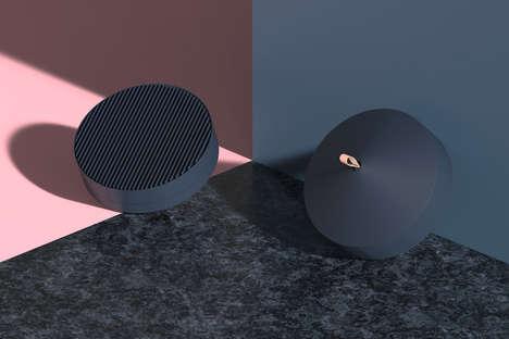 Portable Minimalist Fans