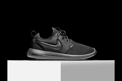 Simplified Modern Shoe Designs