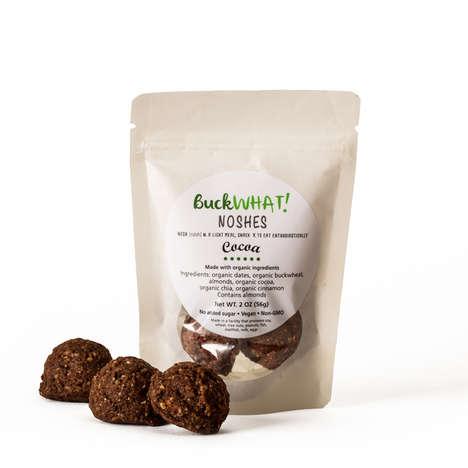 Buckwheat Snack Balls