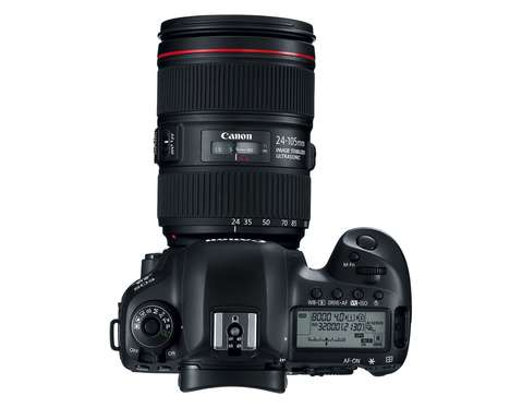 Fully Loaded Flagship Cameras