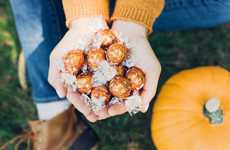 Spiced Pumpkin Truffles - Lindt is Introducing Limited-Edition Lindor Pumpkin Spice Chocolates