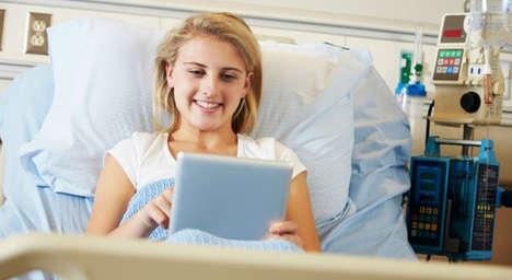 Hospital Social Networks