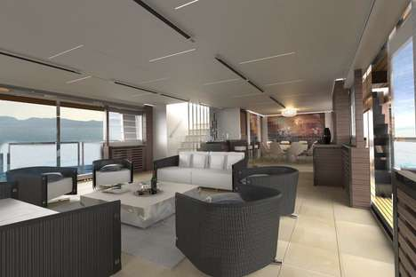 Sporty Luxury Yachts