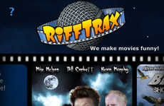 Humorous Movie Apps - The Rifftrax App Helps You Sync Hilarious Commentary to Movie Tracks