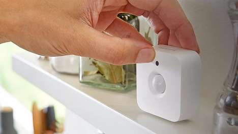Connected Motion Sensors