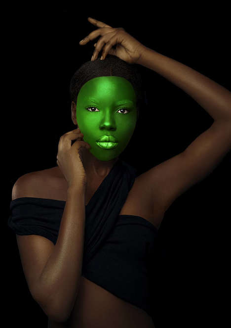 Expressive Race-Centered Portraiture