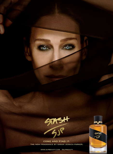Socially Marketed Celebrity Fragrances - Sarah Jessica Parker Promoted Her New Product on Instagram