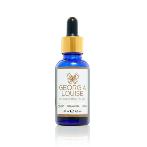 Overnight Anti-Aging Serums - The 'Sleeping Beauty Oil' Rejuvenates The Skin While The Wearer Sleeps