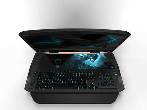 Curved Gaming Laptops