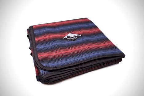 Waterproof Adventure Blankets