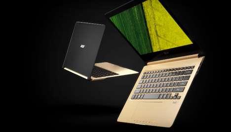 Durable Razor-Thin Laptops
