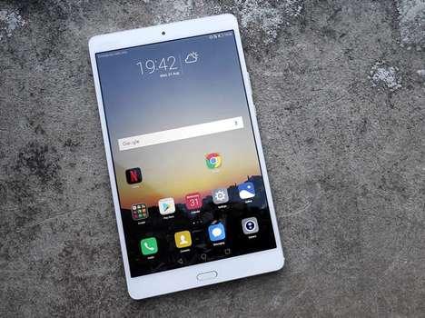 Expandable Storage Tablets