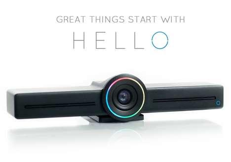 Voice-Controlled Conferencing Cameras