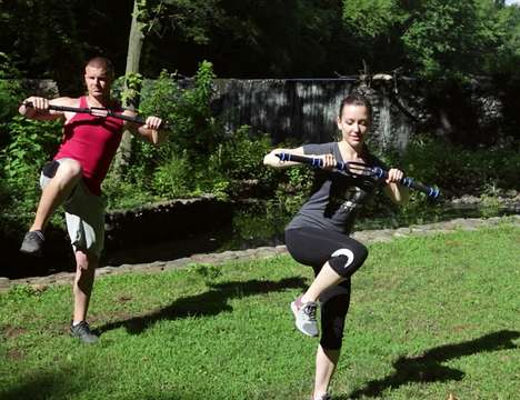 Total Body Exercise Tools