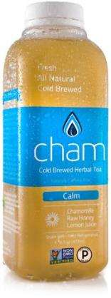 Calming Cold Brews - The Cham Cold Brew Calm Features Chamomile Tea to Soothe The Body