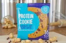 All-Natural Protein Cookies