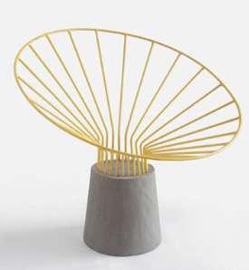 Circular Spoke Chairs