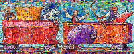 Commemorative Mosaic Projects
