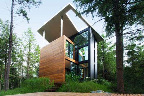 Modern Woodland Homes