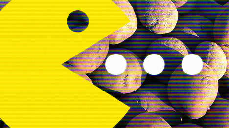 Hunger-Fighting Video Games - 'PacMan Vs. Hunger' Uses a Classic Game to Support a Good Cause
