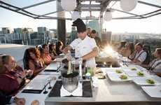 High-Flying Culinary Events