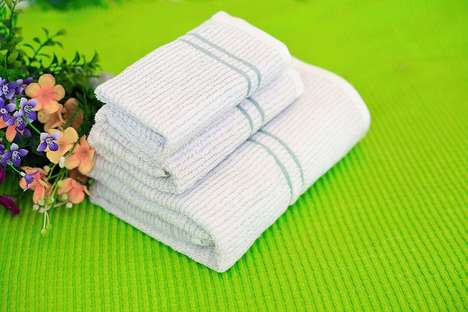 Self-Cleaning Bamboo Towels - The JPLiving SilverBamboo Self-Cleaning Towels are Hygienic
