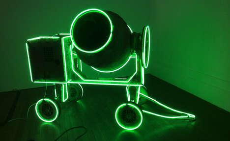 Neon Art Exhibits