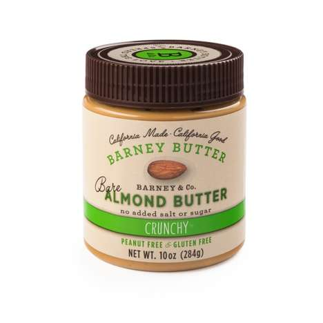 Crunchy Almond Spreads