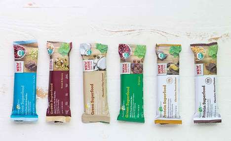 Plant-Based Protein Bars