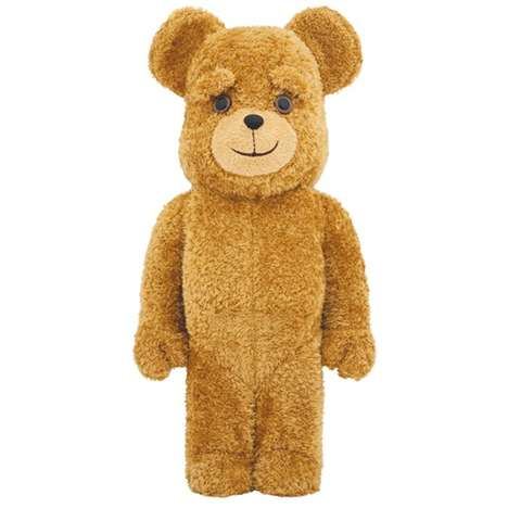 Foul-Mouthed Bear Collectibles