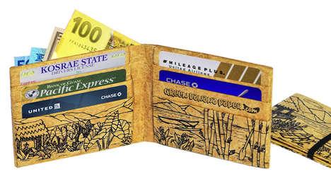 Banana-Based Wallets