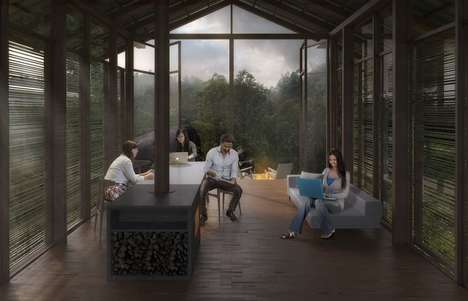 Connected Co-Living Cottages