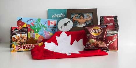 Patriotic Welcome Kits