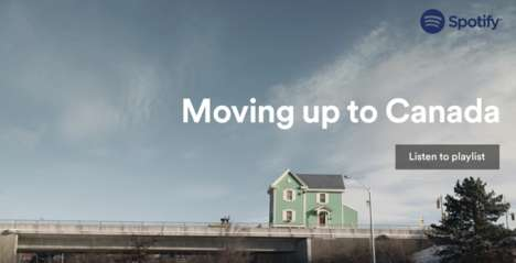 Moving-Inspired Playlists