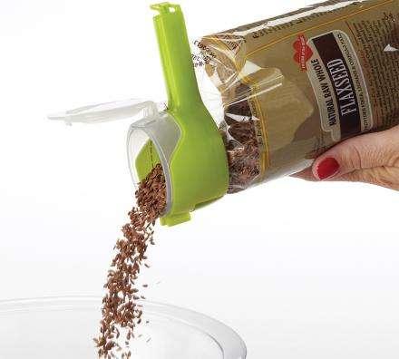 Dry Good Spout Clips