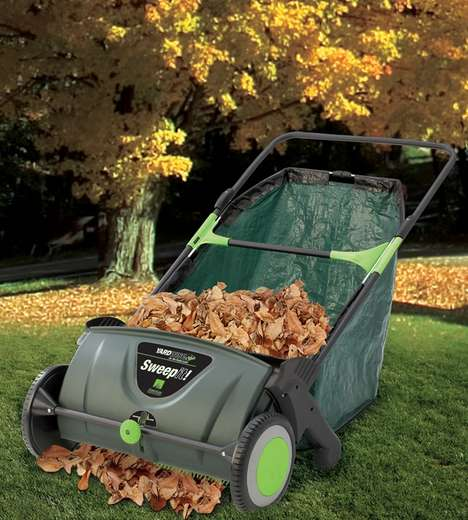 Outdoor Garden Debris Vacuums
